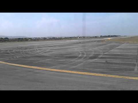 Taking off from Moi International airport