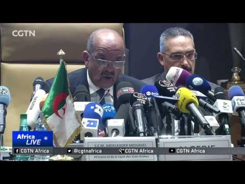 Libya's neighbours attend talks to implement peace deal