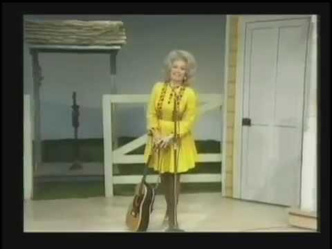 Dolly Parton - Mule Skinner Blues  HQ