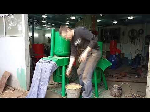 Универсальный измельчитель сена соломы зерновых 7,5квт