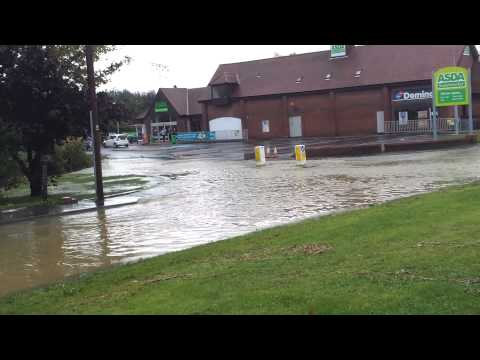 Witham flood