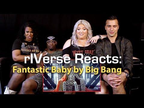 rIVerse Reacts: Fantastic Baby by Big Bang - MV Reaction