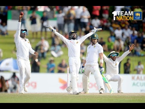 2nd Test Day 3 Highlights - South Africa tour of Sri Lanka