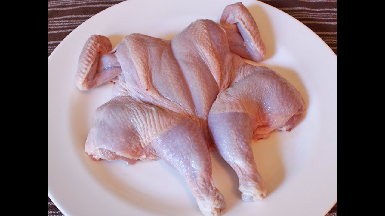 Spatchcock Chicken Technique - How to Spatchcock a Chicken