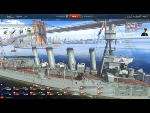 World of Warships- The In Game Economy