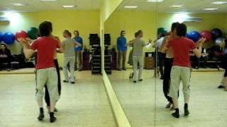 Урок танго-вальса