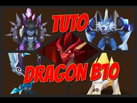 Summoners War - Tuto - Dragon B10