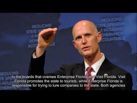 Florida Gov. Rick Scott: No more bonuses for employees