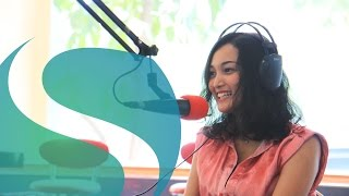 "STARDIA - ""Cinta Sementara"" at Ben's Radio [Radio Interview and Live Performance]"