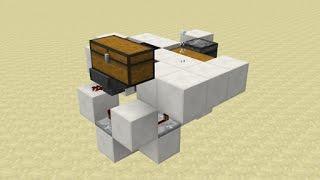 Minecraft AFK Obsidian Farm Tutorial (1.12)