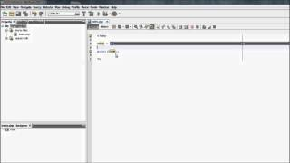 NetBeans PHP Tutorial - If Statement and Variables #3