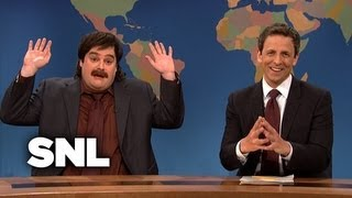 Weekend Update: Anthony Crispino on Lance Armstrong - Saturday Night Live