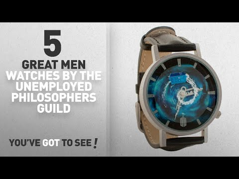 Top 10 The Unemployed Philosophers Guild Men Watches [ Winter 2018 ]: Doctor Who Tardis Whovian Gear