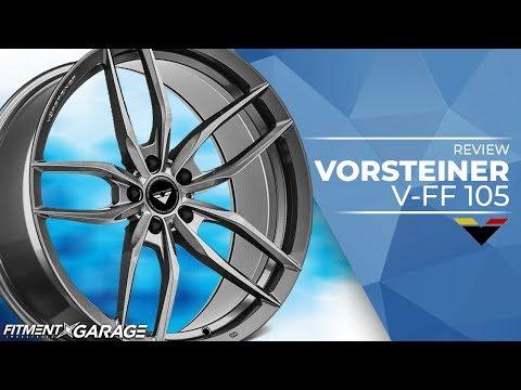The Vorsteiner V-FF105 | Wheel Review