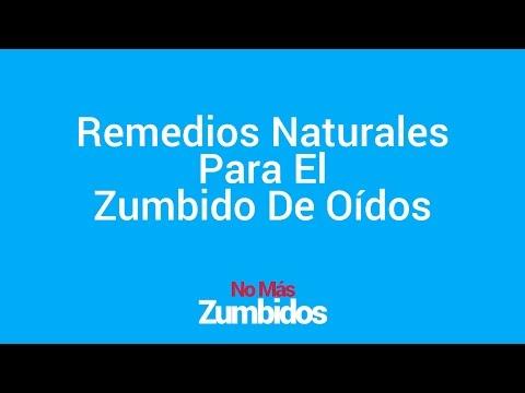 ZUMBIDO DE OIDOS Remedios Caseros Totalmente Naturales | remedios caseros para el zumbido de oidos
