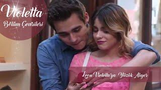 Violetta 80. Bölüm Leon Violetta39;ya Yüzük Alıyor