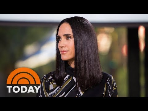 Jennifer Connelly On Harvey Weinstein: 'No Woman Should Suffer Those Kinds Of Violations' | TODAY
