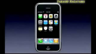 iPhone  Presentation  macworld 5/5   日本語字幕   スティーブ・ジョブズ