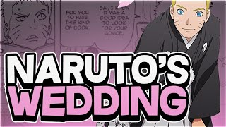 What Happened On Naruto And Hinata's Wedding Explained!