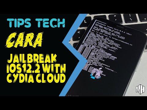 Jailbreak IOS12 2 with Cydia Cloud