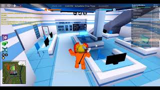 I failed to get a key card in roblox jailbreak