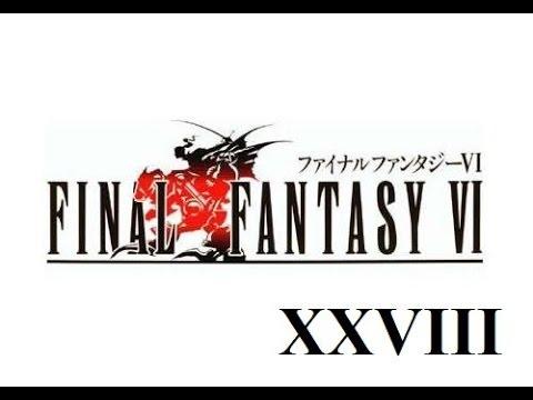 Guía Final Fantasy VI parte 28: Castillo de Doma y Esper Alejandro