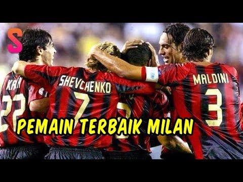 Pernah Berjaya Pada Masanya, Ini 11 Pemain Terbaik Sepanjang Sejarah AC Milan