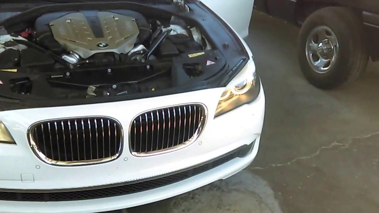 2012 BMW 750Li >> 2009 - 2012 BMW 740i 740Li 750i 750Li 760i 760Li Halo ...