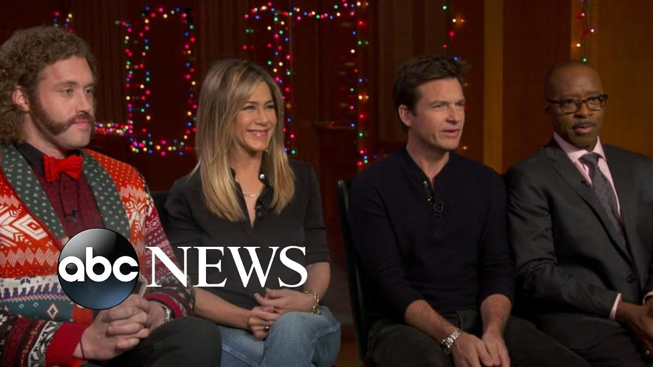 GMA\' Hot List: Cast of \'Office Christmas Party\' Gets Candid - YouTube