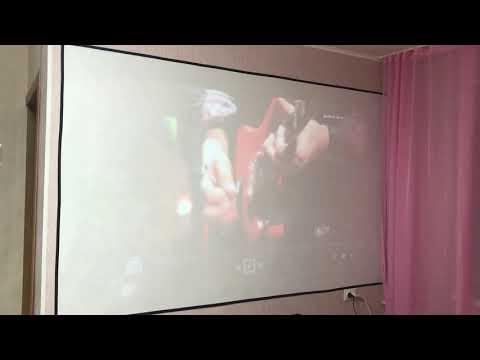 Экран для проектора своими руками
