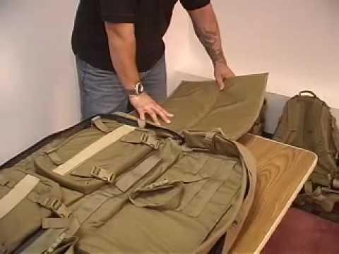 Sniper Drag Bag Sdbsm By S O Tech