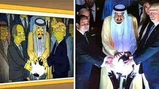 Die dunklen Prophezeiungen der Simpsons, die Wirklichkeit wurden!