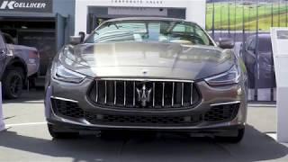 Maserati - Company Car Drive 2018