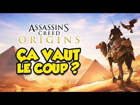 ÇA VAUT LE COUP ? (Assassin's Creed : Origins)