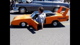 君は見たか! 超凄いエンジン付きミニカー10選見るべし