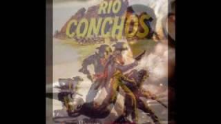 Jerry Goldsmith - RIO CONCHOS (1964) - Soundtrack Suite