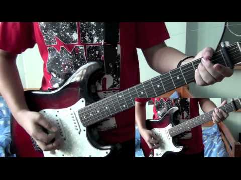 Tonight Alive - Invincible Guitar Cover