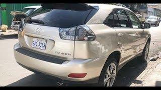 បង់រំលោះឡានមួយទឹក | Car Loan | Lexus |HighLander & Camry By Car Shoping