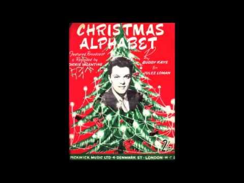 CHRISTMAS ALPHABET - Lyrics - International Lyrics Playground