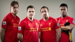 liverpool fc trains with trx
