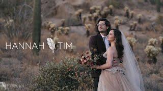 """I Vow to Always Make the Bed"" | Arizona wedding video at Four Seasons Scottsdale"