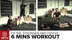 Fitter, Stronger, Faster: Bodyweight Workout For Road Cycling