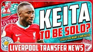LEICESTER WANT £30m KEITA! LFC Transfer News