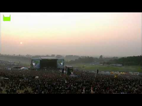 Iron Maiden - Donington 2007 - (Webcast)