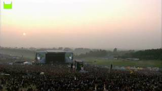 Iron Maiden Donington 2007 Webcast