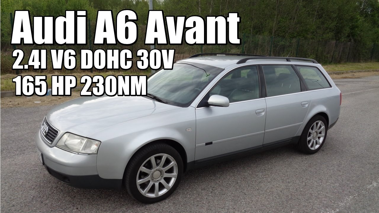 1999 Audi A6 24 Interior In Depth Review