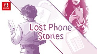 Lost Phone Stories Bundle - Nintendo Switch!