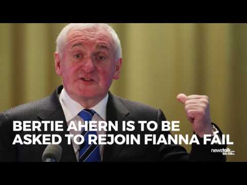A look at Bertie Ahern's most memorable moments