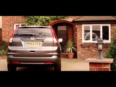 The Honda CR-V: Everyday Practicality