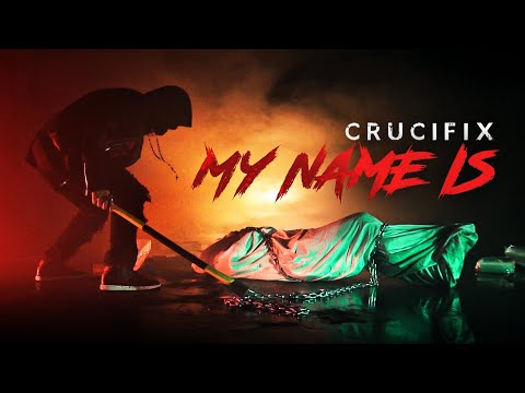 "CRUCIFIX - ""My Name Is"" (Official Music Video)"